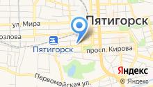 Адвокатский кабинет Зубенко А.Ф. на карте