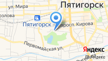 ДЮСШОР №1 на карте