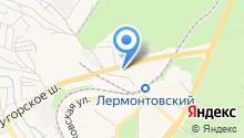 Гедон-КМВ на карте