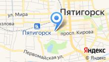 iблин на карте