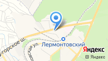 Авто line на карте