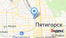 Кавминводский энергетический техникум на карте