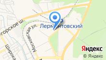 Вербена на карте