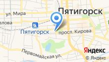 Кавминводская региональная учебная группа-ОХРАНА ТРУДА на карте
