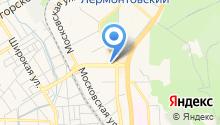 DENIM ДЖИНСЫ на карте