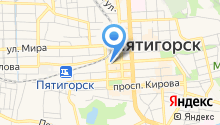 Европейская косметологическая клиника на карте