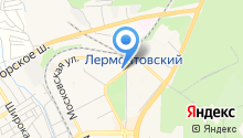 D-СИТИ на карте