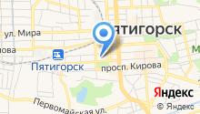 Адвокатский кабинет Киселевой Г.Ю. на карте