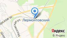 Кавминводская лаборатория инженерной геологии и геоэкологии на карте