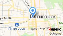 КБ ЕвроситиБанк на карте