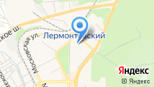 Alfakmv.ru на карте