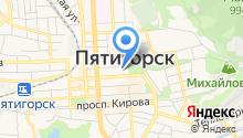 Дума г. Пятигорск на карте
