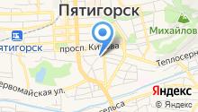 Завод натяжных потолков на карте