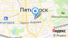 Отделение реконструктивной и пластической хирургии - Пластический хирург байчоров э.а. на карте