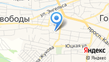 Покровский Храм на карте