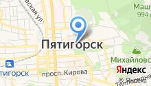 ГТРК Ставрополье на карте