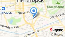 Городская эксплуатационная компания на карте