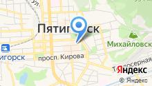 Городское агентство недвижимости на карте