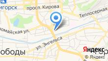 Диалог-Кавказ на карте