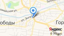 У Ирины на карте