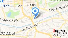WEBELEMENT на карте