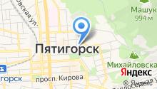Институт Урбанистики Пятигорскэнергопроект на карте