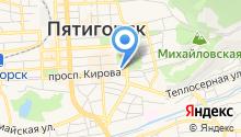 Бульваръ на карте
