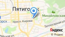 Arina на карте