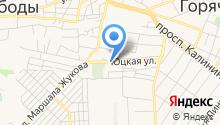 Агентство индивидуальных экскурсий на карте