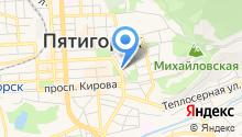Адвокатский кабинет Коротковой Г.А. на карте