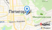Оптовик-кавказа на карте