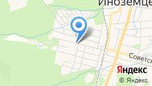 Мини-маркет на карте