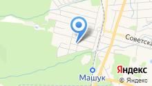 Детский дом №10 им. Н.К. Крупской для детей-сирот и детей на карте