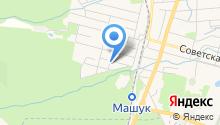 Психиатрическая больница на карте