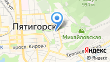 Государственный музей-заповедник М.Ю. Лермонтова на карте