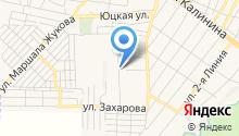 Автосервис на Захарова на карте