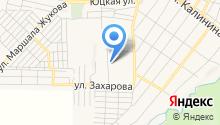 Кавминпрод на карте
