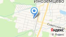 Железноводский комплексный центр социального обслуживания населения, ГБУ на карте