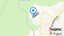 Технополис на карте