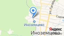 Ставропольский государственный педагогический институт на карте