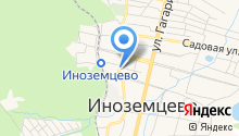 Алексия на карте