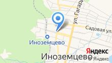 Городской дворец культуры на карте