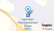 АВТО КМВ на карте