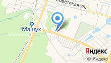 Центр автостекол на карте