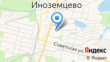 Детский сад №13, Янтарь на карте