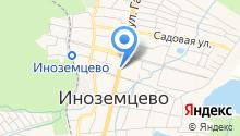 Кафетерий на карте