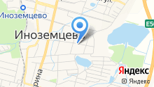 Дом молитвы Церкви Христа Спасителя на карте