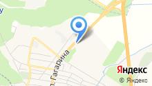 АГЗС Матадор на карте