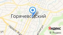ИП Кулешов Александр Георгиевич - Производство изделий из цветного металла на карте