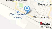 КМВ-Агро на карте